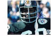 Autographed Football Photos