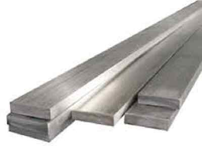 Stainless Steel Flat Bar 12 X 3.5 X 24 Alloy 304