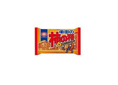 Kakipea Kaki No Tane Kaki Pea Rice Cracker Peanut by Kameda Japan 200g