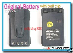 Quansheng Battery Li-ion 1500Mah for TG-K4AT TG-45AT 2-067*
