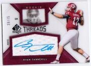 2012 Upper Deck Ryan Tannehill