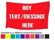 Personalised Flag