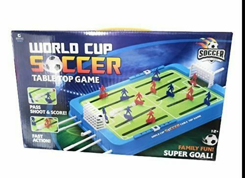 Grand Innovations World Cup Soccer Table Top Game