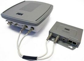 Cisco Aironet 1300 Series Access Point Bridge + Power Injector AIR-PWRINJ-BLR2