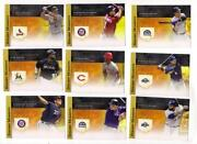2012 Topps Golden Moments