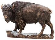Bison Figurine