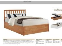 Double, King 4ft or 5ft Ottoman King Stanley Bed Made in UK Quality Standard