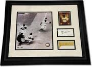 Jackie Robinson Autograph
