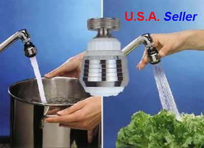 Siroflex Swivel Faucet Sprayer Made in Italy - Kitchen Tools & Gadgets FREE SHIP