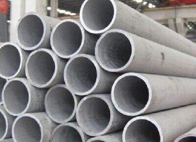 Stainless Steel 304l Seamless Round Tubing 12 Od 0.035 Wall 12