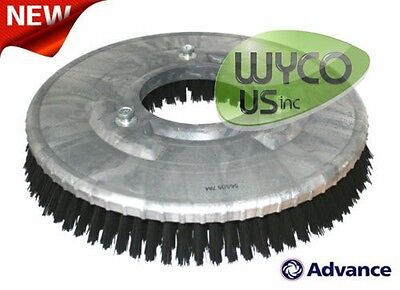 Oem Advance 56505784 Disc Brush-17 Prolene3 Lug Convertamax Floor Scrubbers