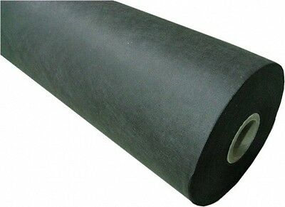 100m x 1m Wide Weedban 50m ground cover 15 year weed control fabric bulk roll