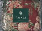 "Ralph Lauren Floral 15"" Drop Bed Skirts"