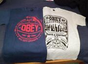 Obey Shirt Lot
