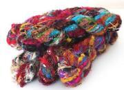 Recycled Sari Silk