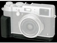 Fujifilm MHG-X100 Hand Grip for X100T, X100S and X100 Digital Cameras