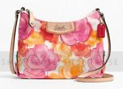 Coach Swingpack Floral
