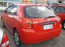 2006 Toyota Corolla Wagon Mitchell Gungahlin Area Preview