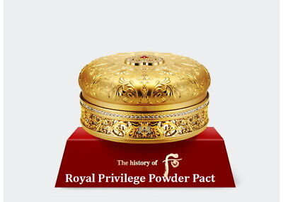 The History of Whoo Royal Privilege Powder Pact YeHunBo-take reservation October
