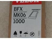 Velux storm collar, BFX MK06 x2