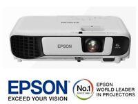 Epson EB-S41 SVGA 3300 lumens Projector - White - Brand New in Box