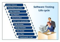 Software QA TRAINING: 6 Real projects,Reference, Job Assistance