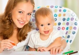 Portuguese Spanish Speaking Nanny Available