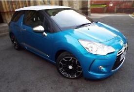 2014 Citroen DS3 1.6 e-HDi 115 Airdream DSport Plus 3 door Diesel Hatchback
