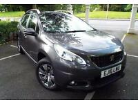 2016 Peugeot 2008 1.2 PureTech Active 5 door Petrol Estate