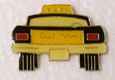 Hat Lapel Tie Tac Push Pin Classic Car Taxicab NEW