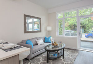 Stunning 1 bedroom suites in North Vancouver at Lynn Creek