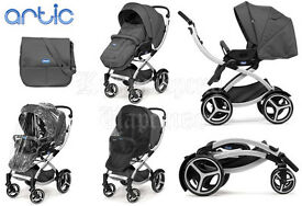 Chicco Artic Travel Sytem - Baby Buggy - 3 in 1