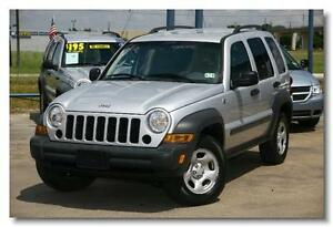 2007 Jeep Liberty in Burlington for sale