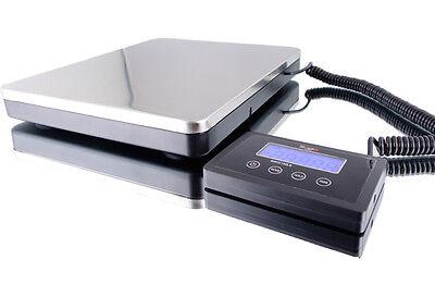 Digital Portable Shipping Bench Scale 160x0.2 Lb 76x0.1 Kgac Adaptor 110-240v