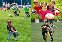 Kids Summer Multi Sports Camp (July 4th to Aug 26th)