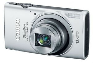 NEW in box. Canon Powershot ELPH Camera 340HS 16MP