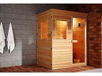 Infared Sauna Room (Model WS-21SN)