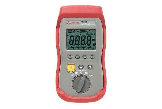 Amprobe AMB-25 Digital Megohmmeter - Insulation Resistance Tester