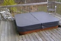 JACUZZI HOT TUB SPA J335 + COVER + ALL CHEMICALS - Trade Barter