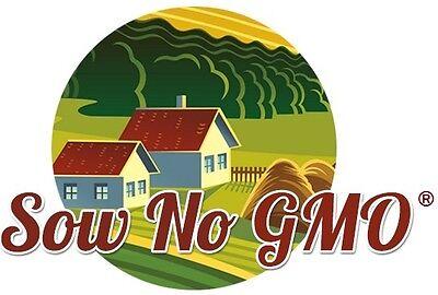 Sow No GMO