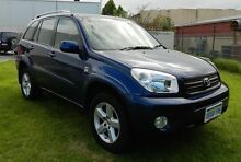 '04 Toyota RAV4 Cruiser Pack Auto Wgn with NO DEPOSIT FINANCE* O'Connor Fremantle Area Preview