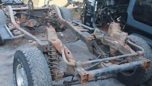 0 IIIII 0 Project / Build Jeep TJ Rolling Chassis from 2001