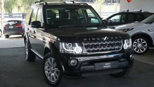 2013 Land Rover Discovery 4 Series 4 L319 MY13 TDV6 Santorini Black 8 Speed Sports Automatic Wagon Pearce Woden Valley Preview