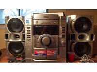 Sony MHC-GX470 Hifi system
