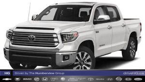 2018 Toyota Tundra SR5 Plus 5.7L V8 SR5 Plus 5.7L V8