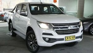 2016 Holden Colorado 7 RG MY16 LT White 6 Speed Sports Automatic Wagon Pearce Woden Valley Preview
