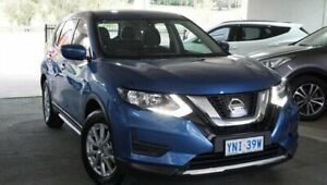 2018 Nissan X-Trail T32 Series II ST X-tronic 2WD Marine Blue 7 Speed Constant Variable Wagon Pearce Woden Valley Preview