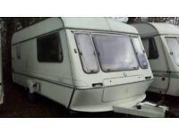 1991 2 berth in good condition with awning