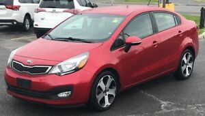 2014 Kia Rio SX AUTO AIR BACK UP CAMERA