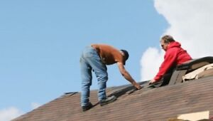 Roofing service helper needed for a residential house in Rigaud